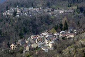 Suc e Sentenac, a Foix, el poble més proper a la zona on ha tingut lloc l'estudi