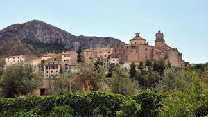 Tivissa és el cinquè poble amb més encant i es troba a la Ribera d'Ebre