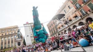 Trapezi 2018 | Espectacles itinerants pels carrers de Reus