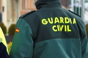 Tres de los detenidos son guardia civiles en activo y otro esta retirado