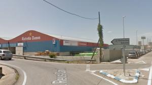 Un home, traslladat a l'Hospital Joan XXIII per un accident laboral al polígon Entrevies de Tarragona