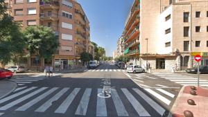 Una dona ha estat atropellada al carrer Camí de Riudoms de Reus