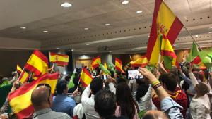 Unes 400 persones han omplert una de les sales de l'Hotel Ciutat de Tarragona on ha tingut lloc l'acte.
