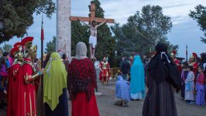 Via Crucis de Setmana Santa de Castellvell del Camp