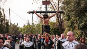 Via Crucis del Calvari a Alcover