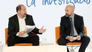 Vicent Sanchis i Saül Gordillo, investigats per l'1-O