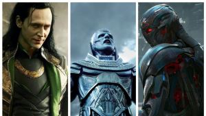 Villanos de Marvel y sus superpoderes.