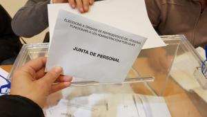 Votacions sindicals a la Diputació
