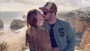 Yana Olina y David Bustamante ya no esconden su amor