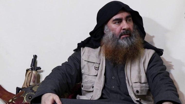 Líder d'ISIS