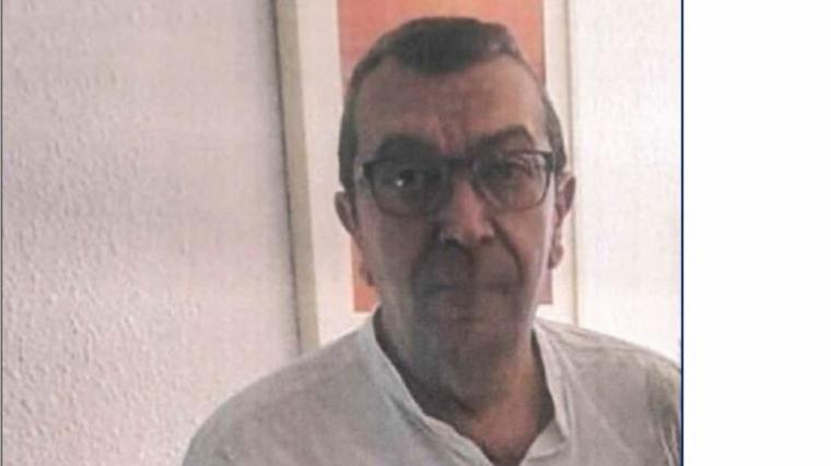Antonio, desaparegut al districte Horts-Guinardó de Barcelona