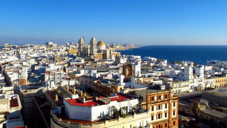 Cinco rincones de Cádiz que son perfectos para ver en familia.