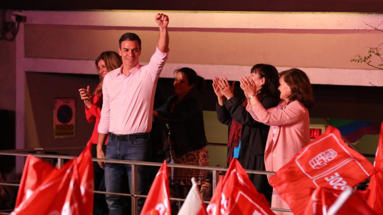 Imatge arxiu PSOE