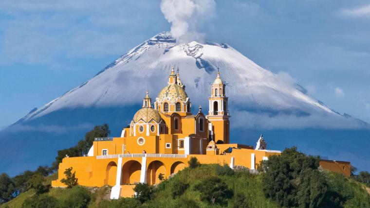 Las poblaciones más bonitas de Puebla.