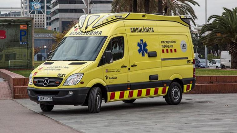 Dues persones, entre les quals un menor, han perdut la vida en un incendi a l'Hospitalet de Llobregat