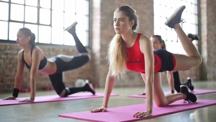 Ejercicios de flexibilidad muscular