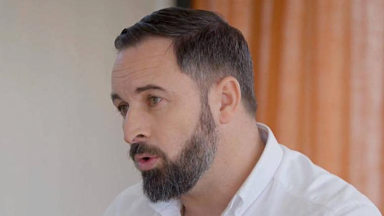 Santiago Abascal al programa de Bertín Osborne