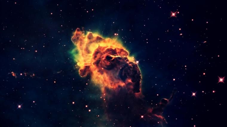 Una nebul·losa contenia la partícula descoberta, que hauria estat fonamental per la seva creació