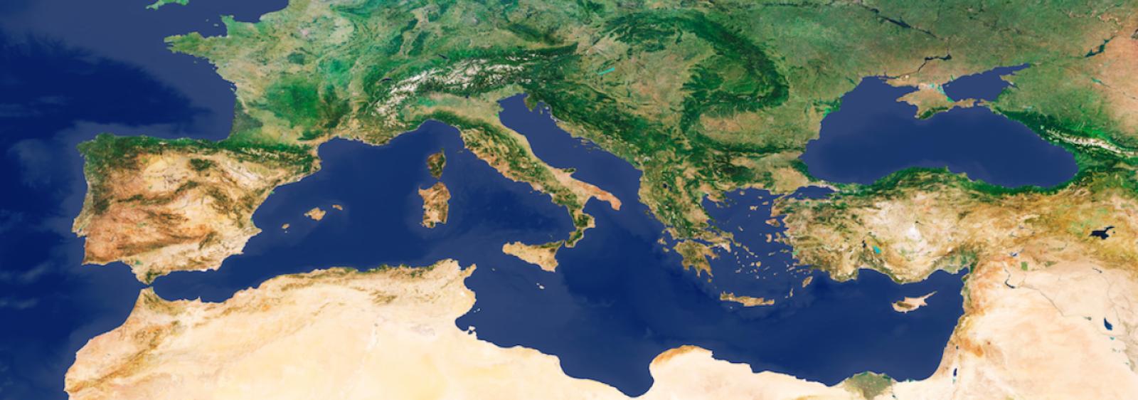 Europa sense núvols