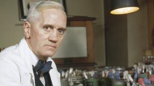 Alexander Fleming y el descubrimiento de la penicilina