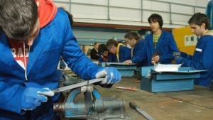 Alumnes de formació professional de Tarragona