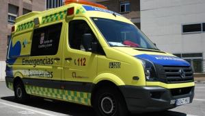 Ambulancia Castilla y León