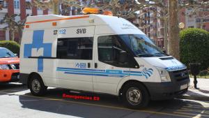 Ambulancia de La Rioja