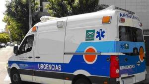 Ambulancia de Sevilla