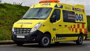 Ambulancia Galicia