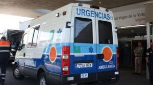 Ambulancia SAS de Málaga
