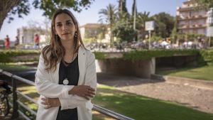 Ana López és la candidata a l'alcaldia cambrilenca per segona vegada.