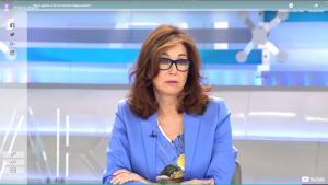 Ana Rosa no aprueba el cuadro de Le Frère