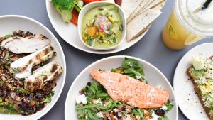 Aumentar de peso no implica comer de manera poco saludable o con un exceso de grasa.