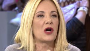 Belén Rodríguez afrimó que entre Lequio y Cristina Tárrega hubo un romance