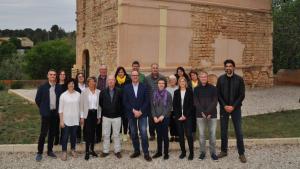 Candidatura de Som-hi Vila-rodona per les eleccions municipals 2019