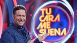 Carlos Latre compaginará su trabajo en 'Tu cara me suena' con su trabajo en la cadena americana
