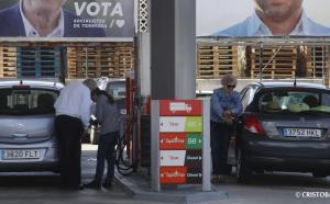 Cartells electorals d'Alfredo Vega i Jordi Ballart