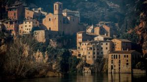 Castell de Miravet a la Ribera d'Ebre