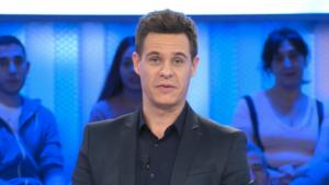 Christian Gálvez fue de nuevo sorprendido en su programa