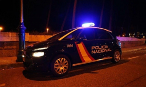 Cotxe de Policia Nacional