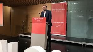 David González s'estrena aquest proper 26 de maig com a candidat del PSC a l'alcaldia de Salou.