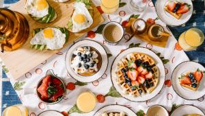 Descubrimos los 5 alimentos que no deberíamos tomar en el desayuno.