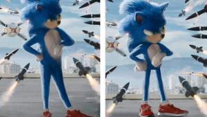 Diseño de los fans tras las primeras imágenes de Sonic: la película.