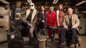 Doom Patrol, la nueva serie de DC en HBO.