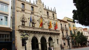 Edifici de l'Ajuntament de Terrassa