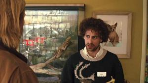 El actor Isaac Kappy durante su aparición en la película 'Thor'