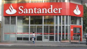 El Banc Santander ja s'ha assabentat del problema.