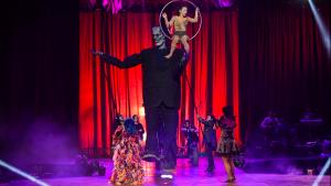 El Cabaret ha donat per inaugurat la 23a edició del Trapezi a Reus