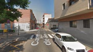 El carrer Amadeu de Savoia