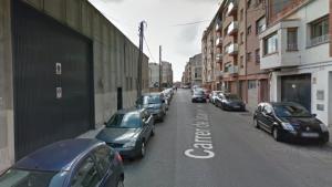 El carrer de Joaquim Costa
